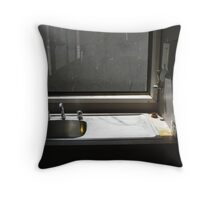 Bendigo Jail Throw Pillow