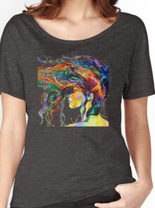 Hair color Women's Relaxed Fit T-Shirt