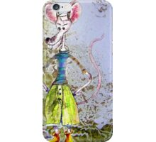 Salty The Sailor Rat iPhone Case/Skin