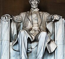 The 16th President by Renee Hubbard Fine Art Photography