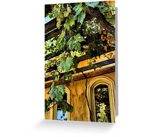 Shenandoah Valley Winery Greeting Card