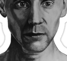 Tom Hiddleston as Coriolanus Sticker