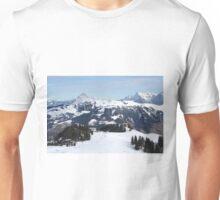 Austrian Alps. Unisex T-Shirt
