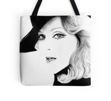 Madonna Style Tote Bag