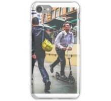 Formal punk iPhone Case/Skin