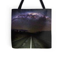 The Milky Highway  Tote Bag