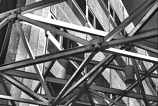 Crossbeams by Bob Wall
