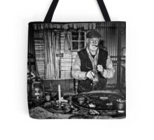 ...a man and his tools Tote Bag
