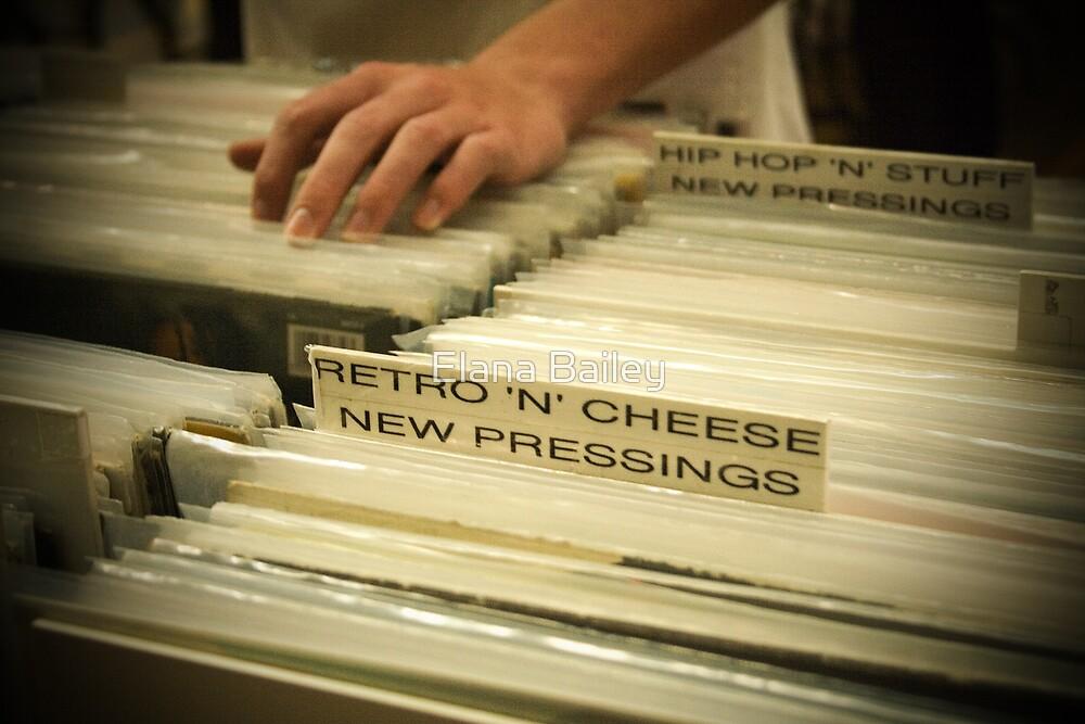 Retro N Cheese by Elana Bailey