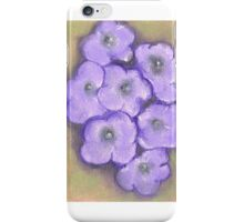 BabyFlowers iPhone Case/Skin