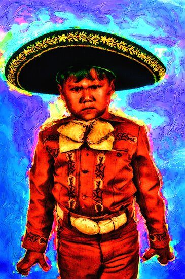 The Angry Mariachi by David Rozansky