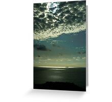 Into the Spotlight Greeting Card