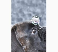 Bubble On My Head -Boxer Dogs Series-  Unisex T-Shirt