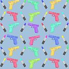 Lipstick and Guns by DAMMIT-ANDERSON