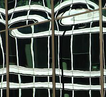 Office building reflection 3 by luvdusty