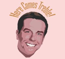 The Office - Here Comes Treble Kids Tee