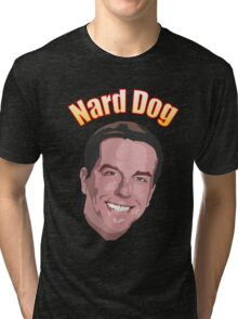 The Office - Nard Dog Tri-blend T-Shirt