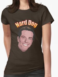 The Office - Nard Dog Womens Fitted T-Shirt