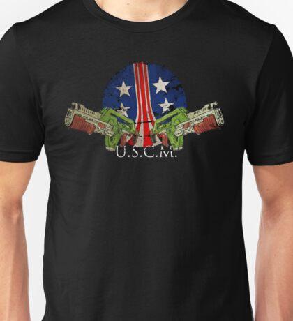 USMC Pulse Rifles Unisex T-Shirt