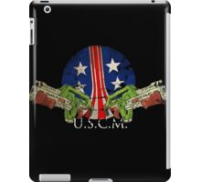 USMC Pulse Rifles iPad Case/Skin