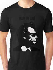 Clint Eastwood Dirty Harry Make My Day Unisex T-Shirt
