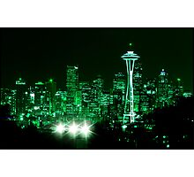 Emerald City Photographic Print