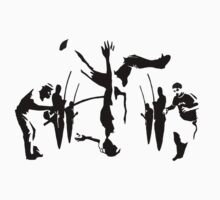 Capoeira by ToasTee