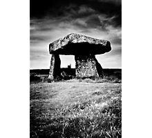 Lanyon Quoit Photographic Print