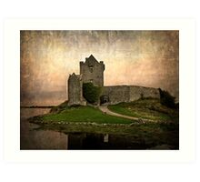 Dunguaire Castle Art Print