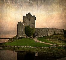 Dunguaire Castle by Kelly Cavanaugh