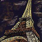Parisian Nights by Dawn B Davies-McIninch