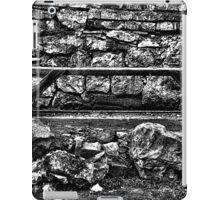 Abandoned Bench Fine Art Print iPad Case/Skin