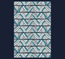 sugar candy organic abstract pattern Kids Clothes
