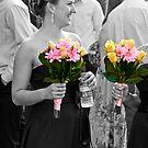 Bridesmaids Bouquets by Sheldon Pettit