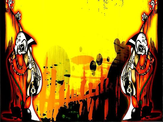 """Psycho-billy Wallpaper by Tomas """"Twiggy"""" Ramirez"""