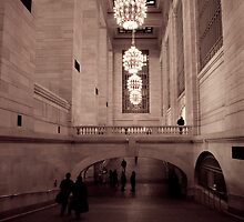 Grand Central by Mark McClare