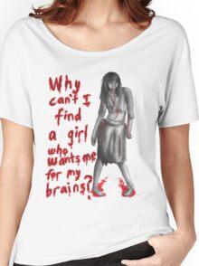 Zombie Girlfriend #1 Women's Relaxed Fit T-Shirt