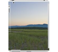 Aspy Bay Cape Breton iPad Case/Skin