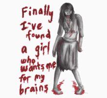 Zombie Girlfriend #2 by Anthony Pike