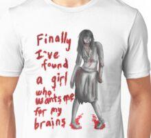 Zombie Girlfriend #2 Unisex T-Shirt