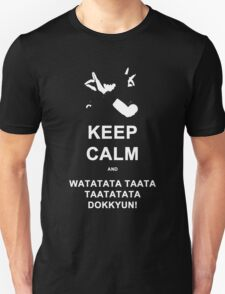 BM - Keep Calm Y Unisex T-Shirt