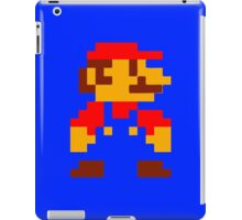Super Mario Bros Pixel iPad Case/Skin