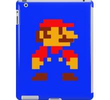 Super Mario Bros Pixel iPad Case/Skin