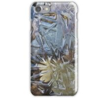 Ice Patterns iPhone Case/Skin