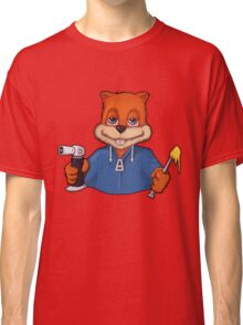 Squirrel Dab (No Text) Classic T-Shirt