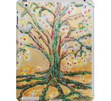 Tree Design By Octavious Sage  iPad Case/Skin