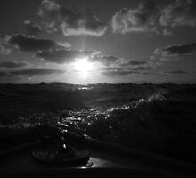 Sunrise in Paradise by elenmirie