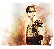 Mad Max : Fury Road - Furiosa Poster