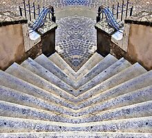 twin stair by monica palermo