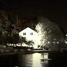 white Night by baraka fadi